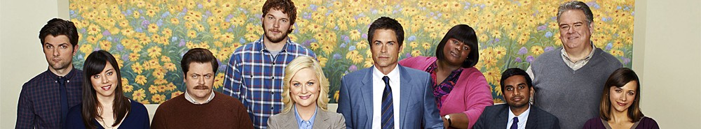 Parks and Recreation TV Show Banner