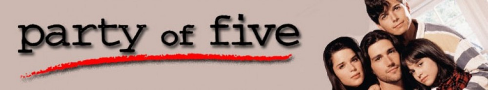Party of Five TV Show Banner