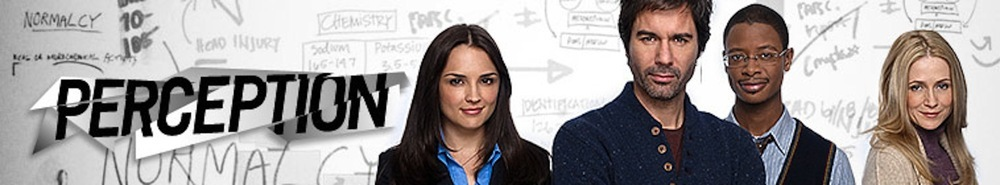 Perception TV Show Banner