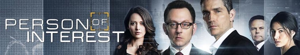 Person of Interest TV Show Banner