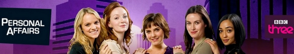 Personal Affairs (UK) TV Show Banner