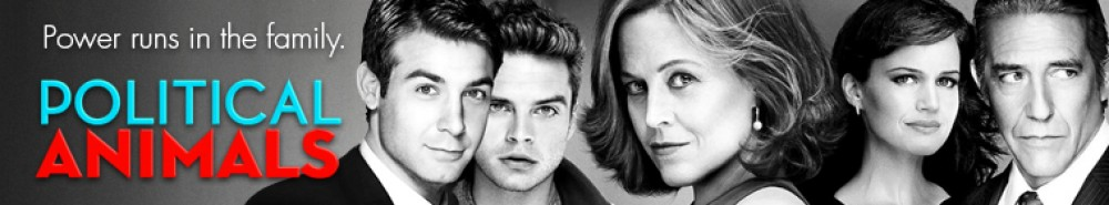 Political Animals TV Show Banner