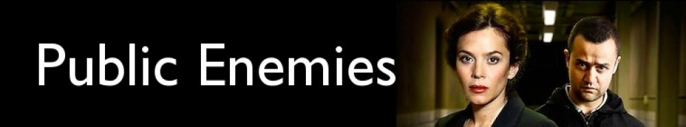 Public Enemies (UK) TV Show Banner