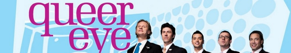 Queer Eye TV Show Banner