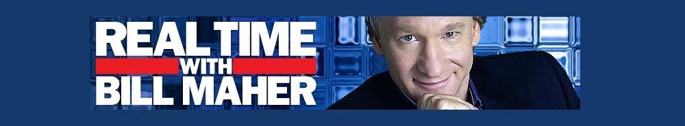 Real Time With Bill Maher TV Show Banner