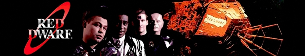 Red Dwarf (UK) TV Show Banner