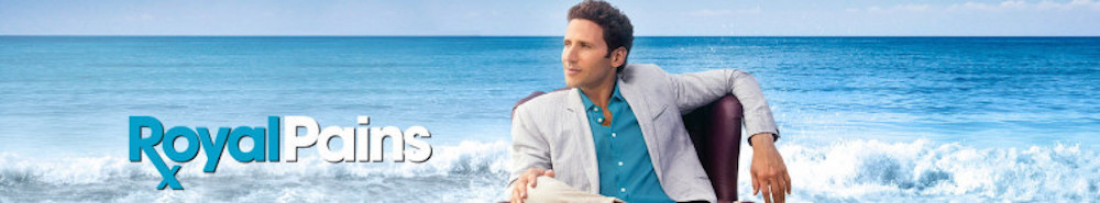 Royal Pains TV Show Banner