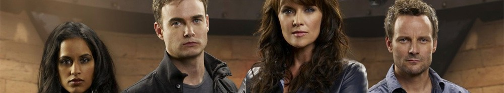 Sanctuary TV Show Banner