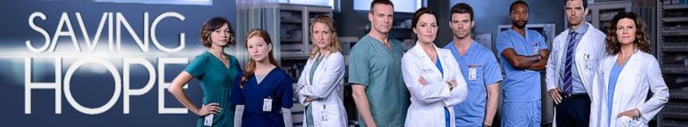 Saving Hope (CA) TV Show Banner