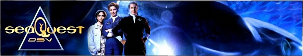 seaQuest DSV TV Show Banner