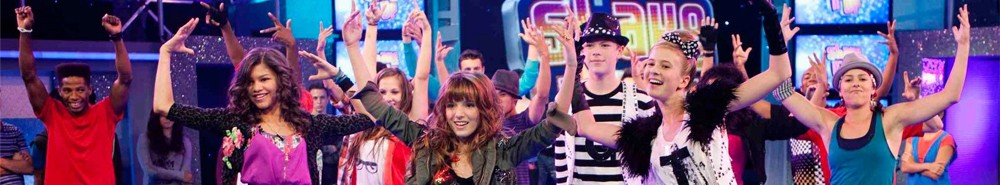 Shake It Up TV Show Banner