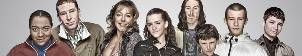 Shameless (UK) TV Show Banner