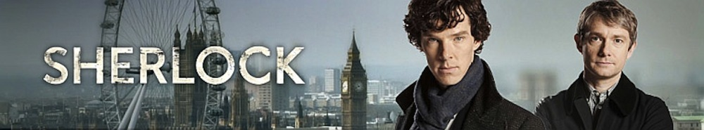 Sherlock (UK) TV Show Banner