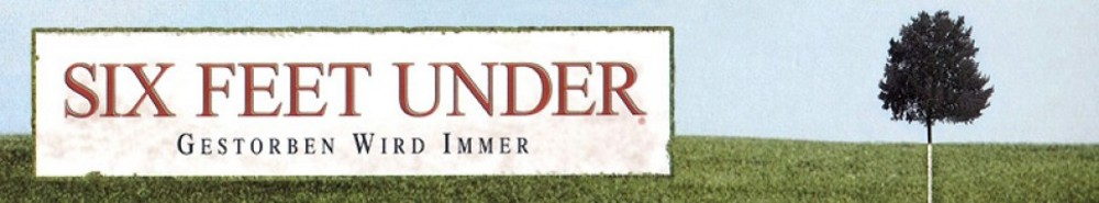 Six Feet Under TV Show Banner