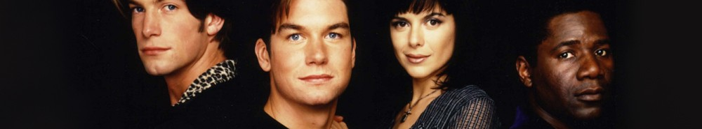 Sliders TV Show Banner