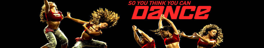 So You Think You Can Dance TV Show Banner
