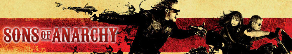 Sons of Anarchy TV Show Banner