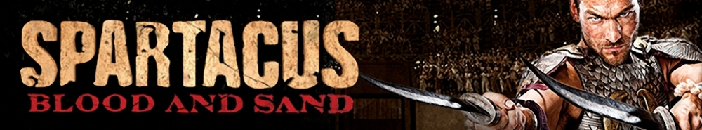 Spartacus: Blood and Sand TV Show Banner