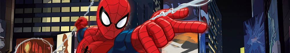 Spider-Man TV Show Banner
