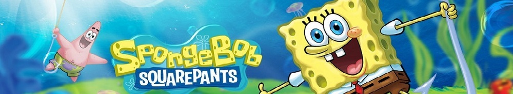 SpongeBob SquarePants TV Show Banner