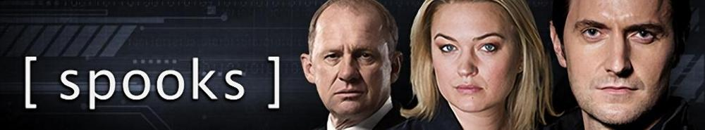 Spooks (UK) TV Show Banner