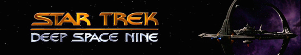 Star Trek: Deep Space Nine TV Show Banner