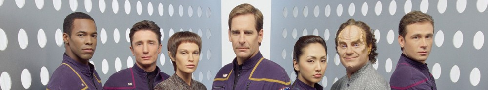 Star Trek: Enterprise TV Show Banner