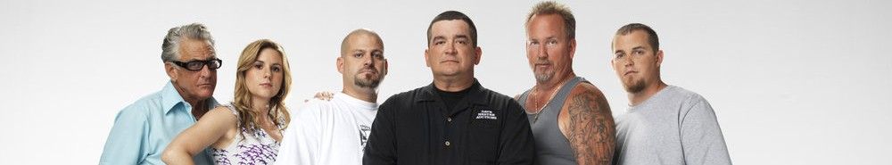 Storage Wars TV Show Banner