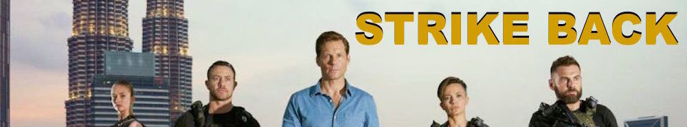 Strike Back (UK) TV Show Banner