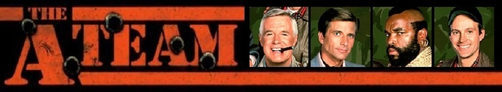 The A-Team TV Show Banner