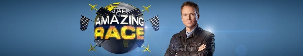 The Amazing Race TV Show Banner