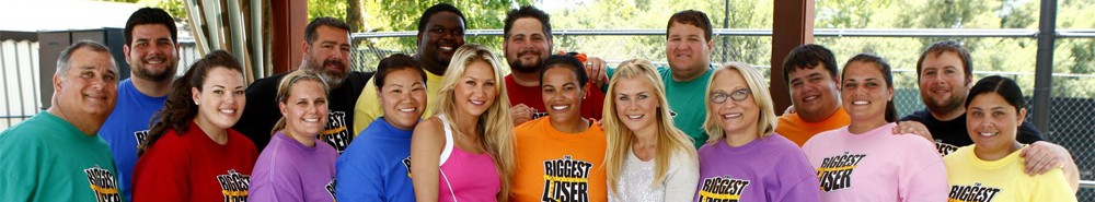 The Biggest Loser TV Show Banner