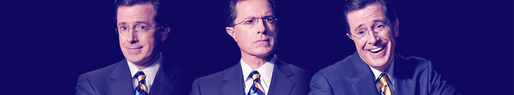 The Colbert Report TV Show Banner