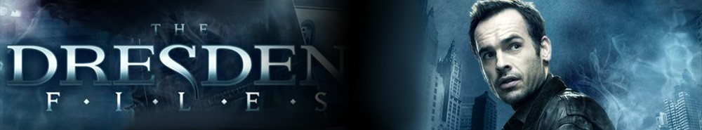 The Dresden Files TV Show Banner