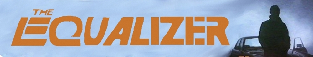 The Equalizer TV Show Banner
