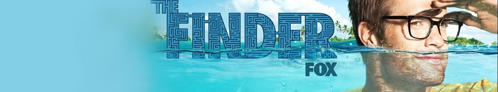 The Finder TV Show Banner