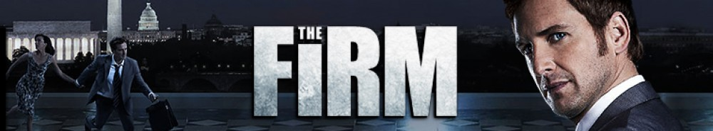The Firm TV Show Banner