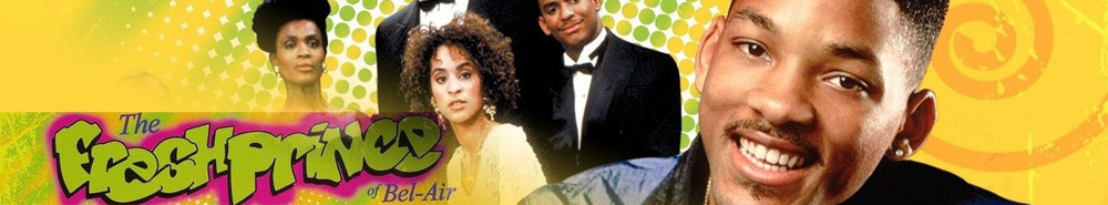 The Fresh Prince of Bel-Air TV Show Banner