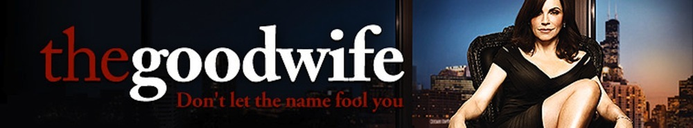 The Good Wife TV Show Banner