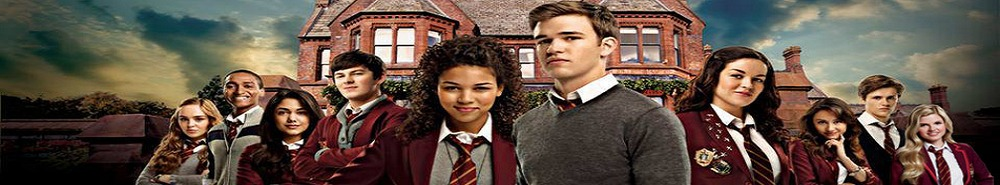 The House of Anubis TV Show Banner