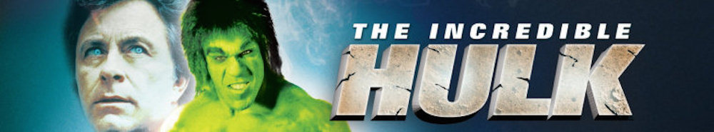 The Incredible Hulk (1978) TV Show Banner
