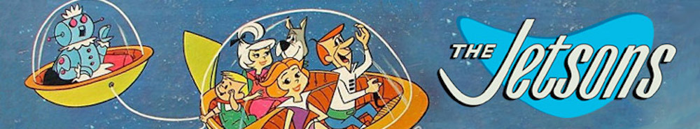 The Jetsons TV Show Banner