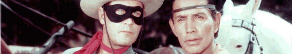 The Lone Ranger (1949) TV Show Banner