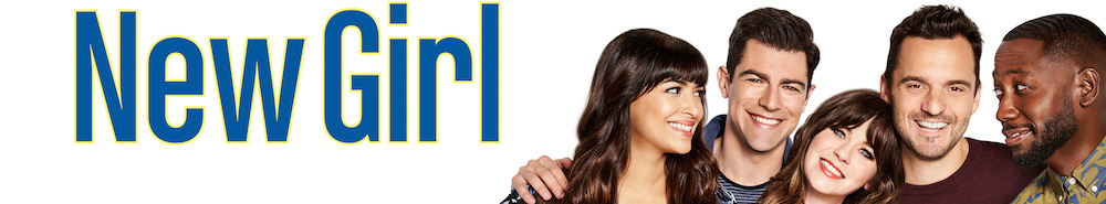 New Girl TV Show Banner