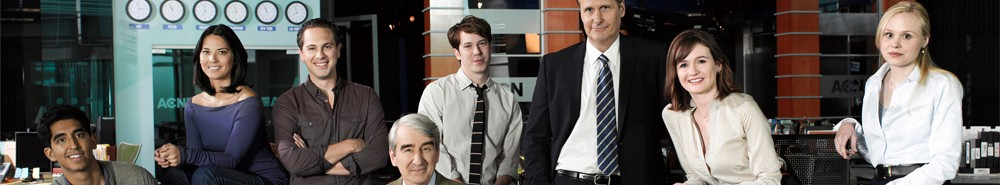 The Newsroom TV Show Banner