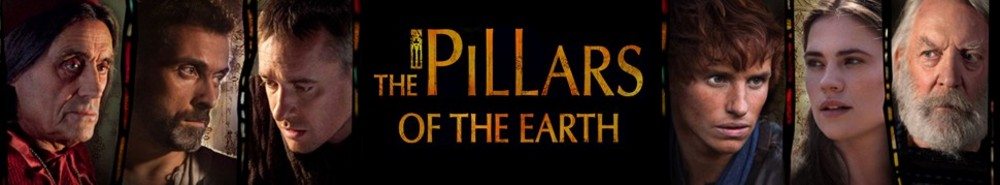 The Pillars Of The Earth TV Show Banner