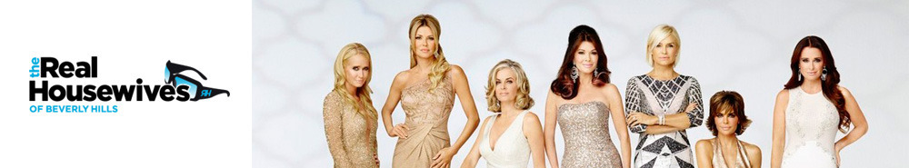 The Real Housewives of Beverly Hills TV Show Banner
