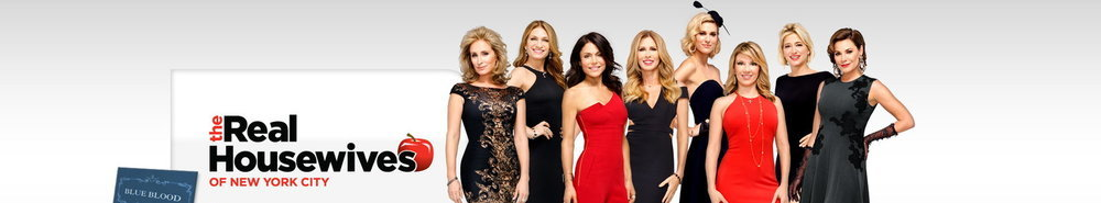 The Real Housewives of New York City TV Show Banner