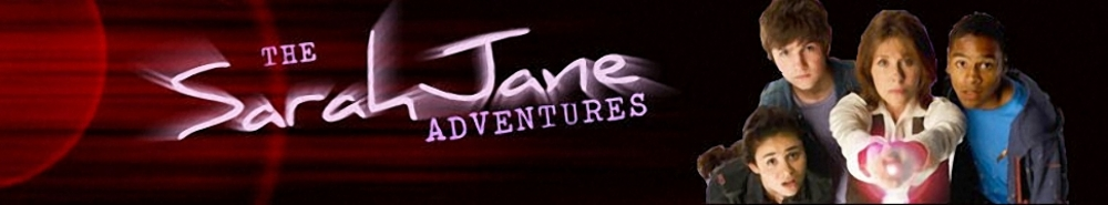 The Sarah Jane Adventures (UK) TV Show Banner
