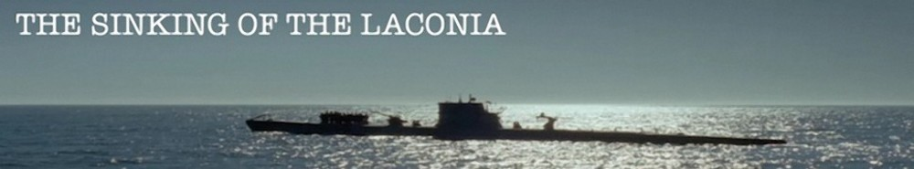 The Sinking of the Laconia (UK) TV Show Banner